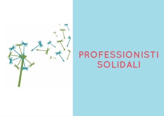 Professionisti solidali