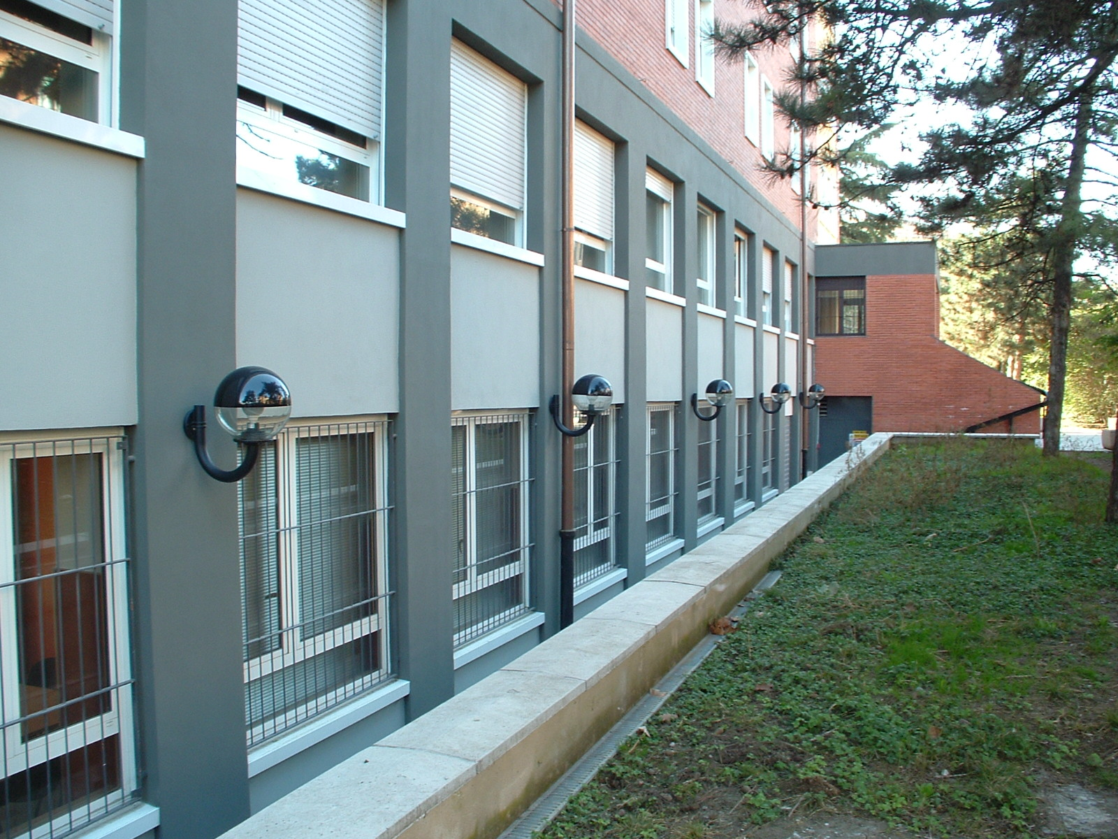 illuminazione esterna residence (2)